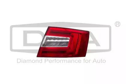 Задня фара; права LED DPA 89451700502 для авто  с доставкой