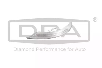 індикатор повороту для зовнішнього дзеркала; прави DPA 89490696802 для авто  с доставкой