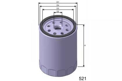 Z438 MISFAT