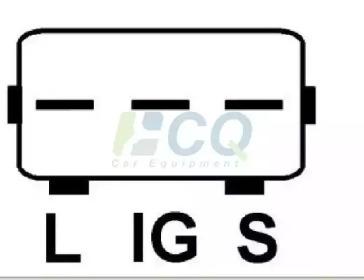 CQ1010037 LAUBER Регулятор генератора -1