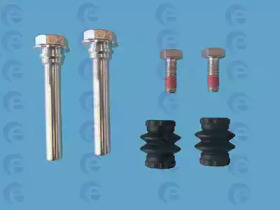 410250 ERT Ремкомплект супорта (направляюча суппорта)