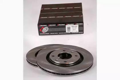 PRD2418 PROTECHNIC Тормозной диск