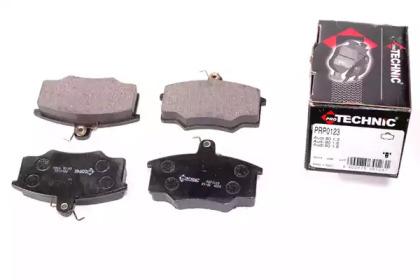 PRP0123 PROTECHNIC Комплект тормозных колодок, дисковый тормоз