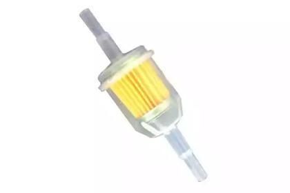 01089 ASAM Фільтр паливний універс. бензин. з накін. (випускний Ø 6/8)