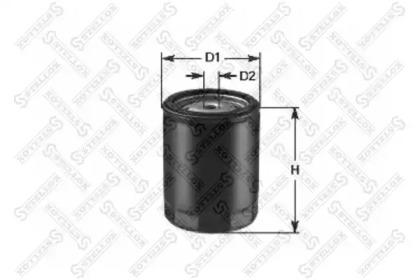 2050047SX STELLOX Масляный фильтр