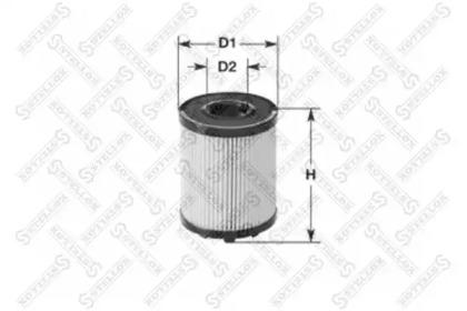 2050164SX STELLOX Масляный фильтр
