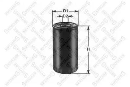 2050466SX STELLOX Масляный фильтр