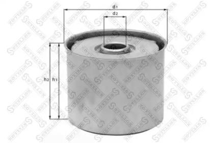 2100024SX STELLOX Топливный фильтр