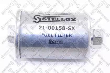 2100158SX STELLOX Топливный фильтр