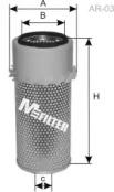 A863 MFILTER Воздушный фильтр