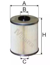 DE684 MFILTER Топливный фильтр