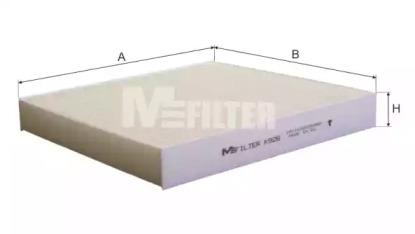 K926 MFILTER Фильтр, воздух во внутренном пространстве