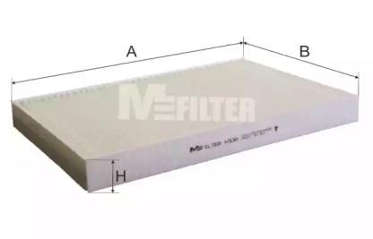 K936 MFILTER Фильтр, воздух во внутренном пространстве