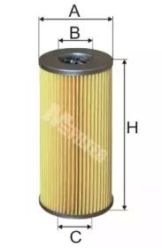 TE17 MFILTER Масляный фильтр