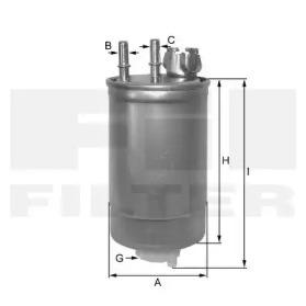 ZP 8078 FMBM FIL FILTER