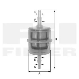 ZP 8048 FP FIL FILTER