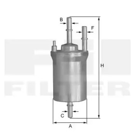 ZP 8102 FL FIL FILTER