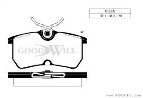 2031 R GOODWILL
