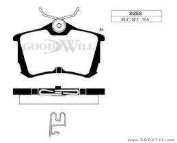 2032 R GOODWILL