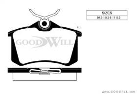 2056 R GOODWILL