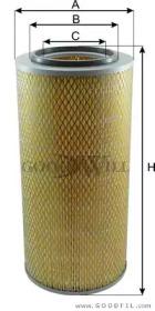 AG1001 GOODWILL Воздушный фильтр