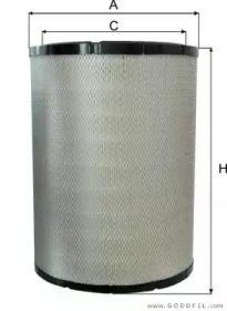 AG1026 GOODWILL Воздушный фильтр