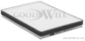 Автозапчасть/Фильтры салона стандартные GOODWILL AG1059CF для авто  с доставкой-1