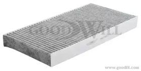 AG155CFC GOODWILL Фильтр, воздух во внутренном пространстве -1
