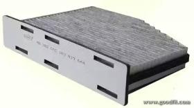 AG282CFC GOODWILL Фильтр, воздух во внутренном пространстве -1
