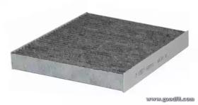 Автозапчасть/Фильтры салона угольные GOODWILL AG3771CFC для авто  с доставкой-1