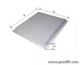 AG572CF GOODWILL Фильтр, воздух во внутренном пространстве