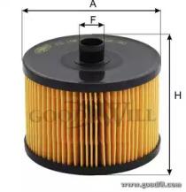 FG108ECO GOODWILL Топливный фильтр