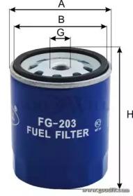 FG203 GOODWILL Топливный фильтр