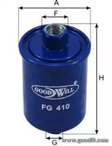 FG410 GOODWILL Топливный фильтр