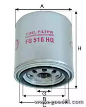 FG516HQ GOODWILL Топливный фильтр