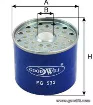 FG533 GOODWILL Топливный фильтр