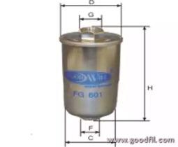 FG601 GOODWILL Топливный фильтр