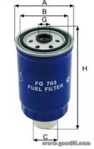 FG703 GOODWILL Топливный фильтр