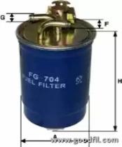 FG704 GOODWILL Топливный фильтр