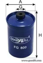 FG800 GOODWILL Топливный фильтр