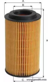 OG102ECO GOODWILL Масляный фильтр