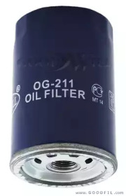 OG211 GOODWILL Масляный фильтр -1