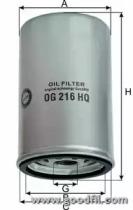 OG216HQ GOODWILL Масляный фильтр