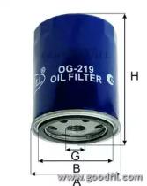 OG219 GOODWILL Масляный фильтр