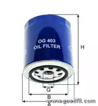 OG403 GOODWILL Масляный фильтр