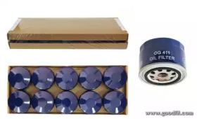 Автозапчасть/Фильтры маслянные GOODWILL OG41110PCS для авто  с доставкой-1
