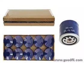 Автозапчасть/Фильтры маслянные GOODWILL OG41110PCS для авто  с доставкой