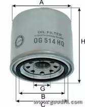 OG514HQ GOODWILL Масляный фильтр