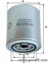 OG515HQ GOODWILL Масляный фильтр
