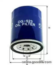 OG523 GOODWILL Масляный фильтр